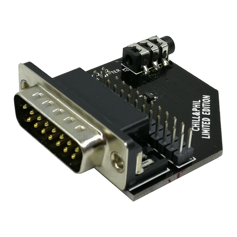 Wavetable Adapter – MPU-401 Joystick/Game Port – For Dreamblaster