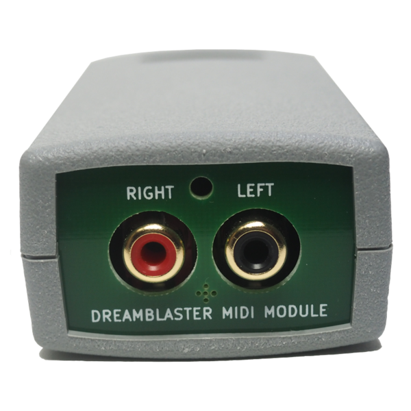 DreamFace - Dreamblaster Interface MIDI Module - RCA Connectors