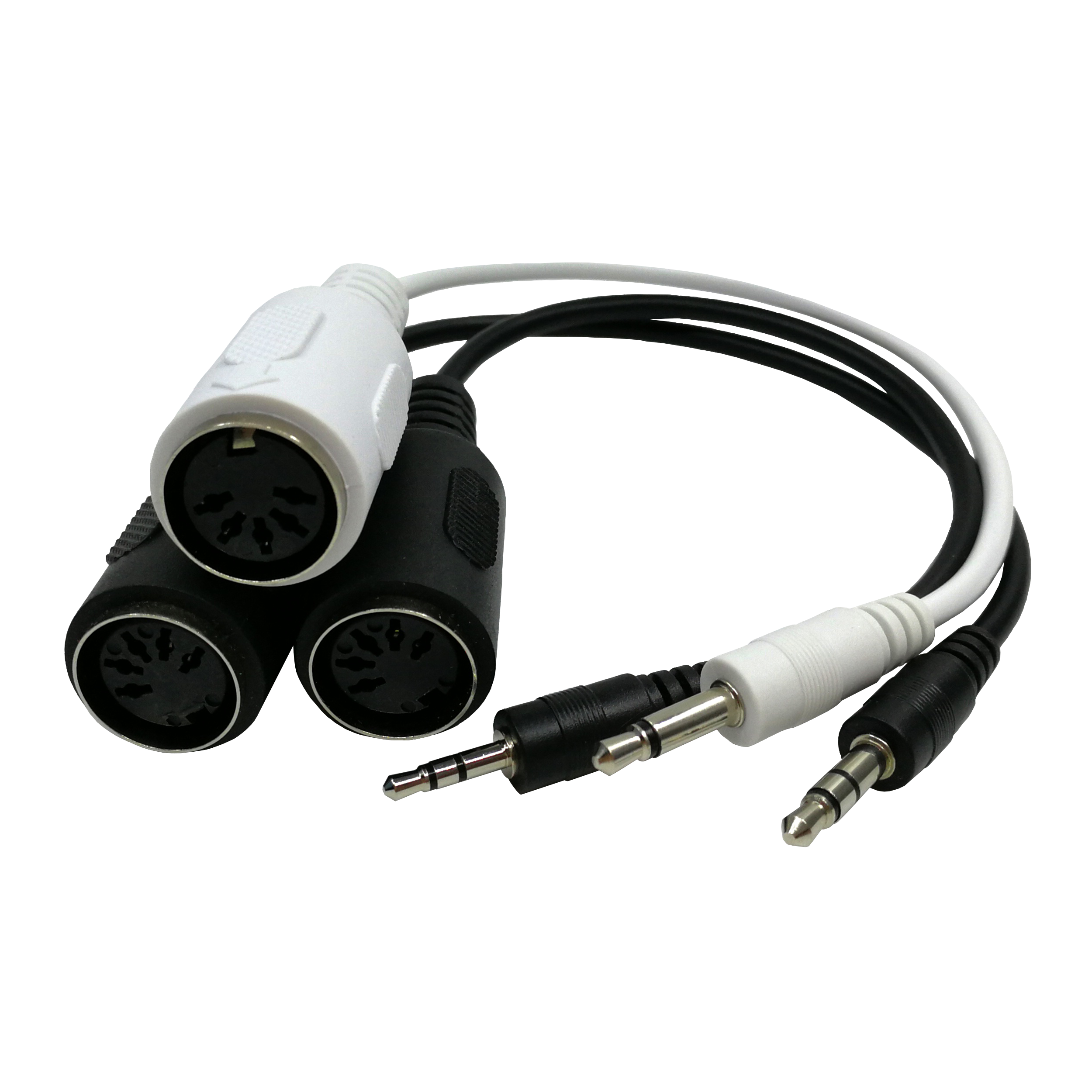 Excelvalley Midi Adapter Breakout Cables All Versions Available Usb To Trs Wiring Audio Jack Din Female Korg Arturia Akai