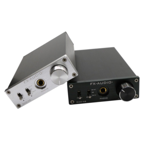 DAC-X6 – Digital to Analog Converter - Black & Silver