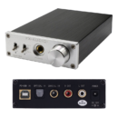 DAC-X6 – Digital to Analog Converter - Front & Back
