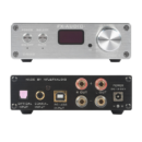 D802 – Full Digital Audio Power Amplifiers - Front & Back
