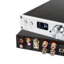 D802C - Full Digital Audio Power Amplifiers - Front & Back