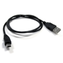 USB Cable - Mini USB 2.0 - A to Mini B