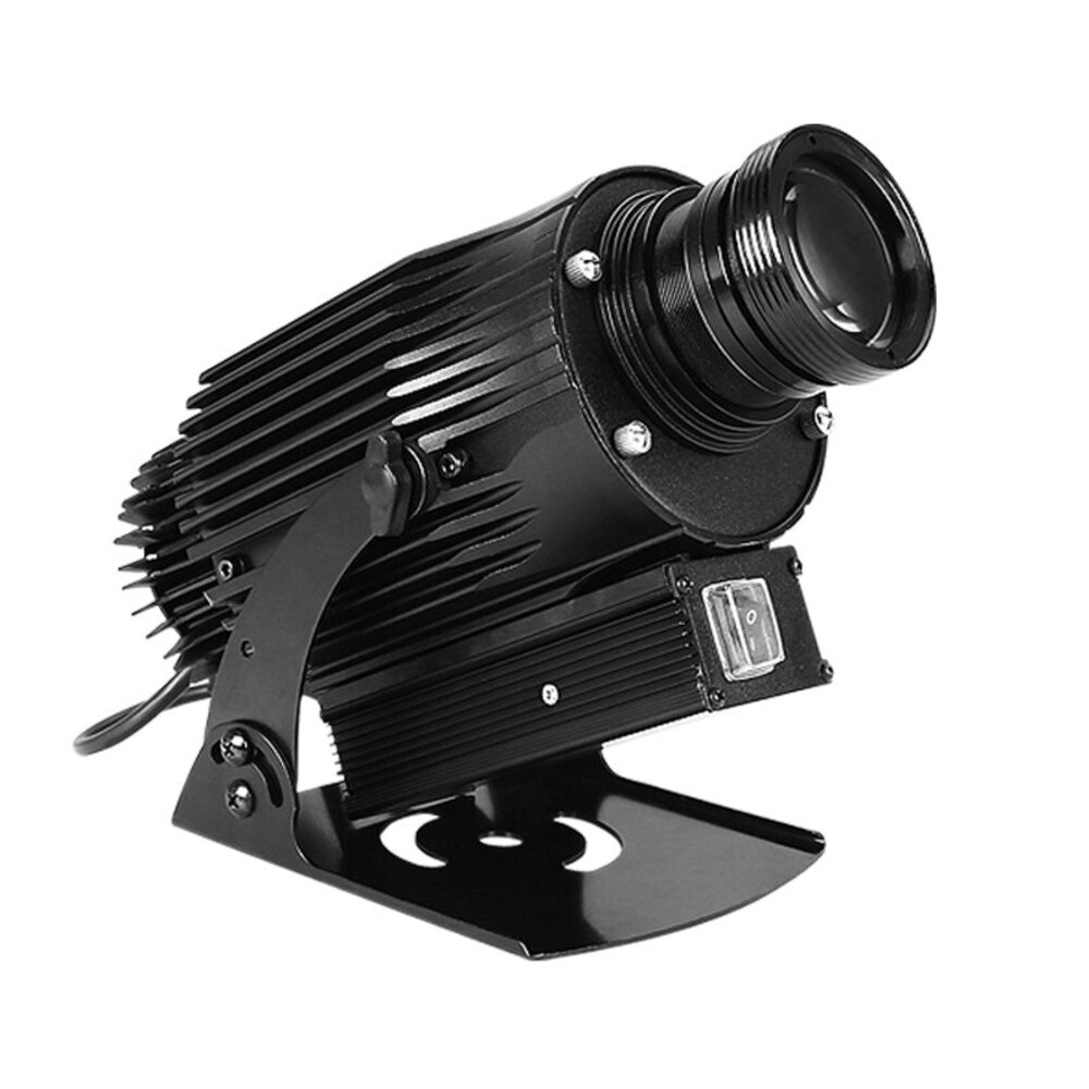 Changeable Gobo Logo Projector 40 Watt