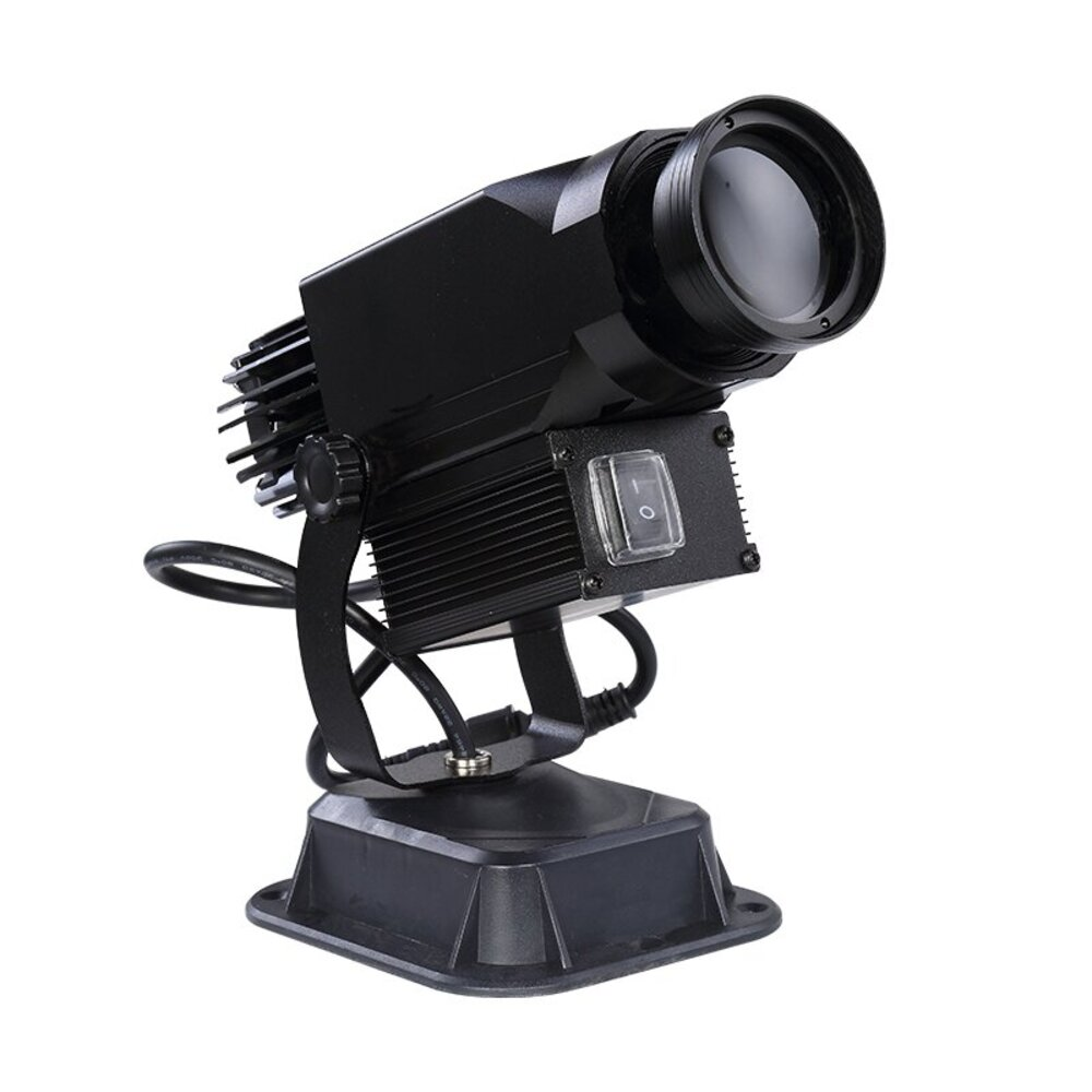 Rotating Gobo Logo Projector 30 Watt